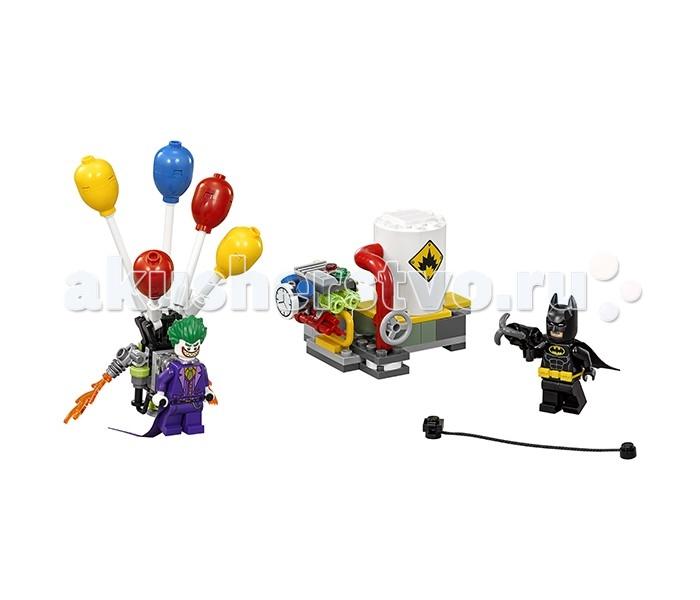 Lego Lego Batman Movie 70900 Побег Джокера на воздушном шаре huong movie 30cm batman v superman dawn of justice the dark night batman armored blinde pvc figure collectible model toys