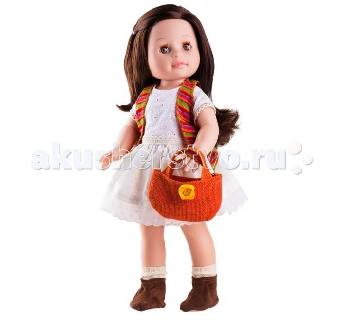 Куклы и одежда для кукол Paola Reina Кукла Эмили 42 см 06008 paola reina кукла эмили 42 см paola reina