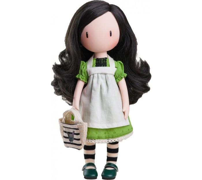 Paola Reina Кукла Горджусс На вершине мираКукла Горджусс На вершине мираPaola Reina Кукла Горджусс На вершине мира создана по образу, который придумала шотландская художница Сюзанн Вулкон.  Белый Кролик один из образов Горджусс. У куклы своя сумочка, на которой рисунок, отождествляемый с персонажем. К кукле прилагается небольшая брошюрка. Специально для куклы был создан эксклюзивный аромат на основе запахов «английского сада». Основные нотки - это роза и жимолость.  Все детали одежды и аксессуары можно снимать. У куклы густые волосы, которые не запутываются, и ваша дочурка с легкостью может расчесывать куклу, мыть ей голову, при этом волосы совсем не портятся и не выпадают так, как они прошиты прочно и надежно.  Куклы Paola Reina имеют высокие показатели качества своей продукции с соблюдением всех норм по безопасности материалов. Все куклы и пупсы сделаны из высококачественного винила без эфирных соединений. Это подтверждено нормами безопасности EN17 ЕЭС.  Особенности: кукла имеет нежный аромат уникальный и неповторимый дизайн лица и тела волосы легко расчесываются и блестят куклу можно купать<br>
