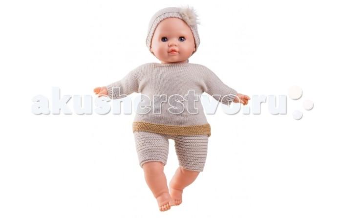 Paola Reina Кукла Марк 36 смКукла Марк 36 смPaola Reina Кукла Марк 36 см - эта милая кукла с мягконабивным телом, имеет нежный ванильный аромат, одета в модную яркую одежду с аксессуарами. Голова, ножки и ручки куклы сделаны из винила, а тельце – мягкое, набивка – полиэстер. У куклы выразительная мимика, уникальный и неповторимый дизайн лица и тела.  Так как она мягкая, ее еще приятнее держать на ручках, а руки и ноги у нее двигаются свободно. У нее необычные глаза, длинные ресницы и длинные густые волосы.  Куклы Paola Reina имеют высокие показатели качества своей продукции с соблюдением всех норм по безопасности материалов. Все куклы и пупсы сделаны из высококачественного винила без эфирных соединений. Это подтверждено нормами безопасности EN17 ЕЭС.<br>