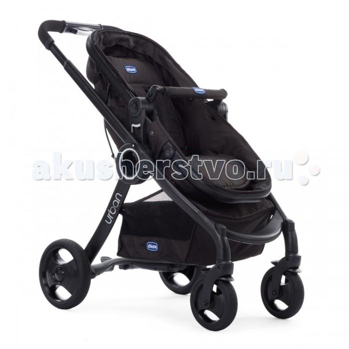 Детские коляски , Коляски-трансформеры Chicco Urban Plus Crossover арт: 275821 -  Коляски-трансформеры