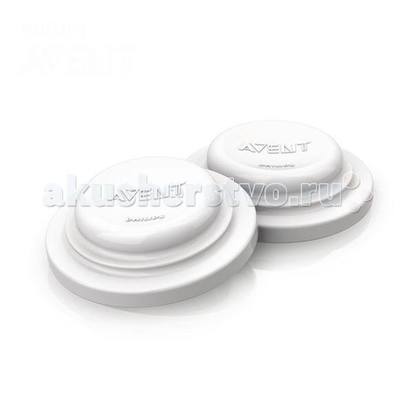 Аксессуары для бутылочек и поильников Philips Avent Крышка силиконовая для бутылочек 6 шт. philips avent пакет для сбора и хранения молока