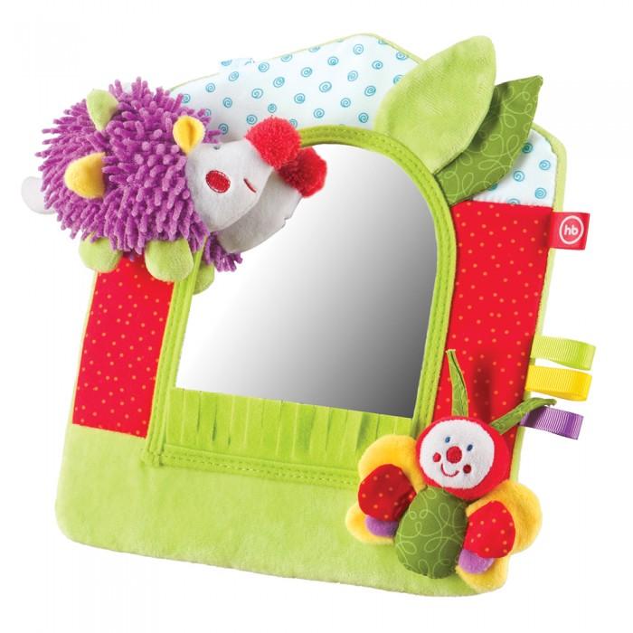 Аксессуары для детской комнаты Happy Baby Игрушка-зеркало Lovely Garden детское автокресло happy baby skyler blue