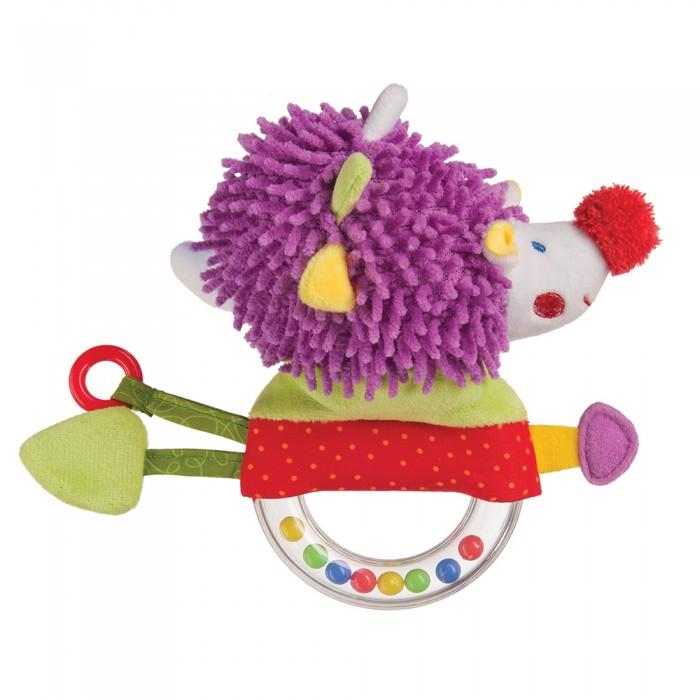 Погремушки Happy Baby пищалка Funny Hedgehog