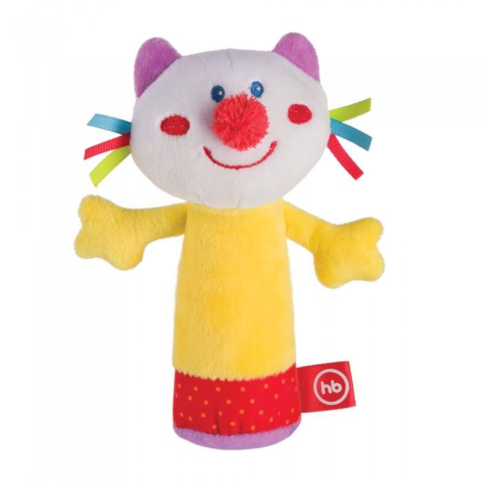 Развивающие игрушки Happy Baby пищалка Cheepy Kitty развивающая игрушка пищалка happy baby cheepy kitty