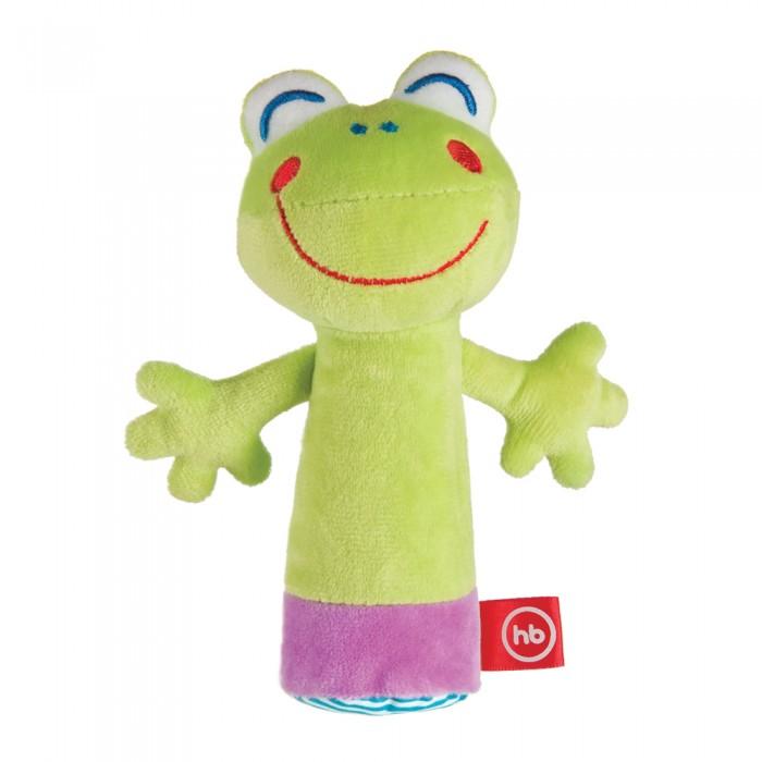 Развивающие игрушки Happy Baby пищалка Cheepy Frogling развивающая игрушка пищалка happy baby cheepy kitty