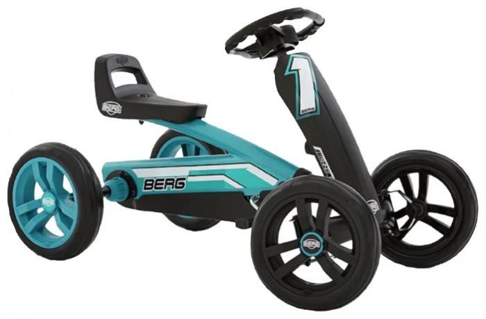 Детский транспорт , Педальные машины Berg Веломобиль Buzzy Racing арт: 277786 -  Педальные машины