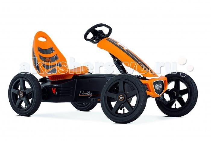 Детский транспорт , Педальные машины Berg Веломобиль Rally Orange арт: 277813 -  Педальные машины