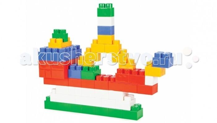 Купить Конструкторы, Конструктор Pilsan из 52 деталей Master Blocks