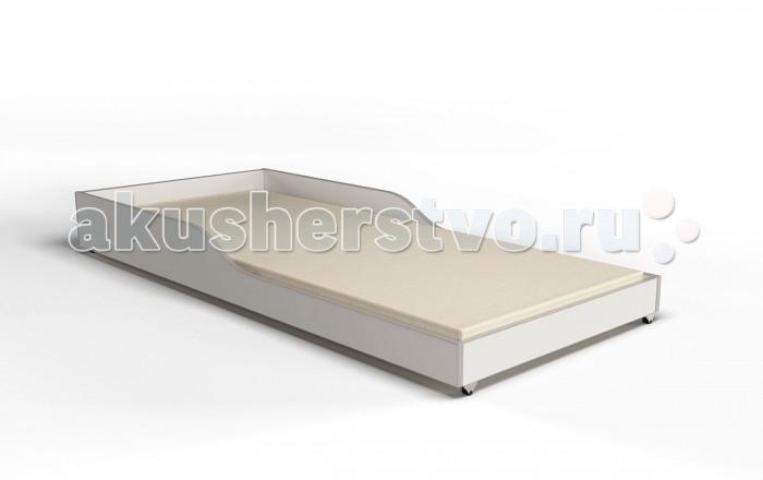 Grifon Style Нижнее выдвижное спальное место для кровати Elegance 180х80 см