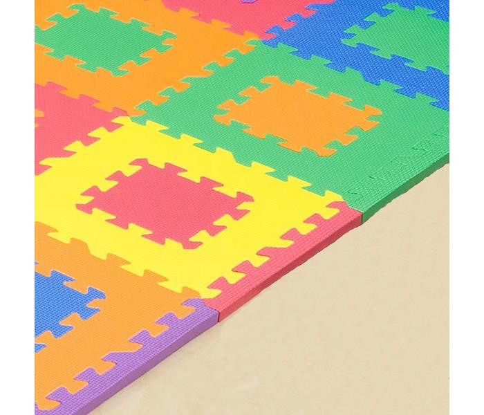 Игровые коврики FunKids Бордюр обычный 12 для ковриков - пазлов игровые коврики funkids пазл сенс 12 без изображений рельефная текстура