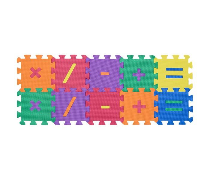 Игровые коврики FunKids пазл 6 Символы-1 игровые коврики funkids алфавит 1 kb 007r nt