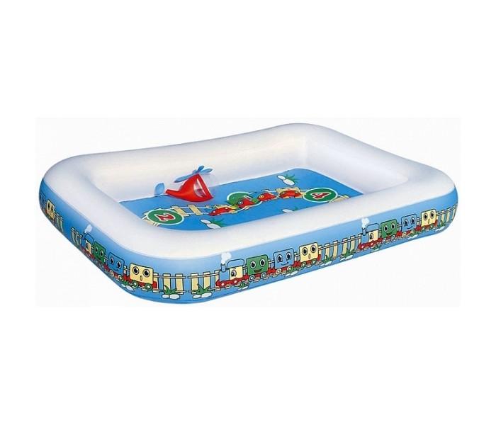 Бассейн Bestway Детский надувной 201х150х30 см