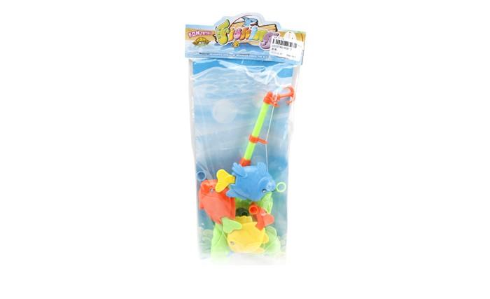 Развивающие игрушки Veld CO Набор Рыбалка фланелевая пеленка swaddledesigns для новорожденного pink chickies sd 162p