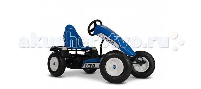 Детский транспорт , Педальные машины Berg Веломобиль Extra Sport BFR арт: 278662 -  Педальные машины