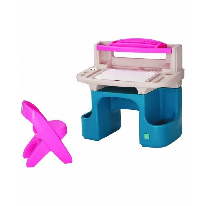 Летние товары , Пластиковая мебель Lerado Стол-парта для детского творчества L-928 арт: 278917 -  Пластиковая мебель