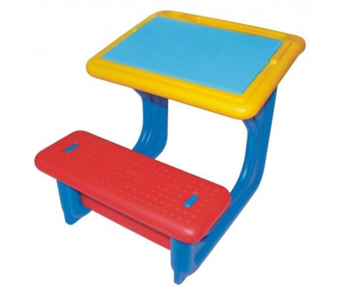 Летние товары , Пластиковая мебель Lerado Парта для малышей LAE-605 арт: 279223 -  Пластиковая мебель