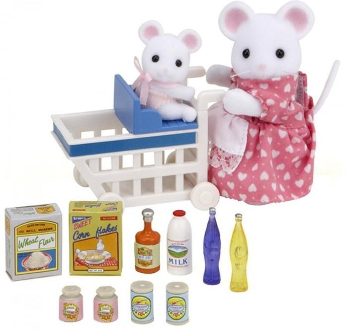 Игровые наборы Sylvanian Families Игровой набор Покупки в бакалее