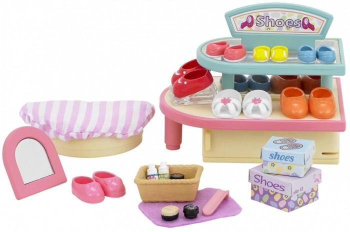 Кукольные домики и мебель Sylvanian Families Обувной магазин