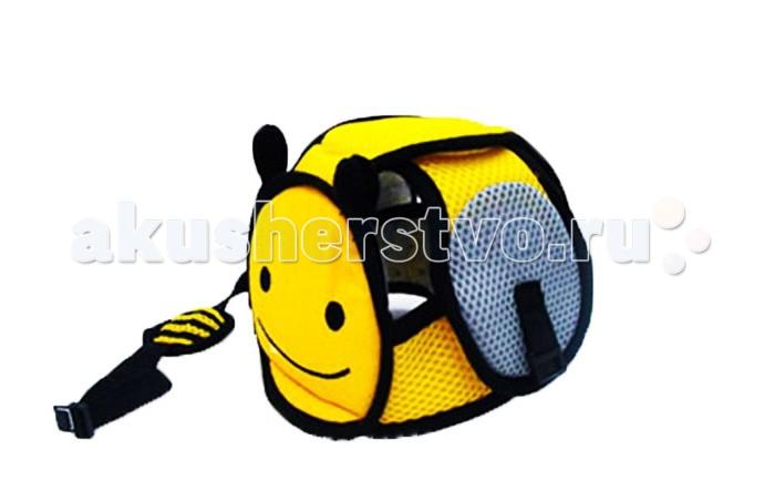 Безопасность ребенка , Защита на прогулке Aikung Шлем Пчёлка арт: 279874 -  Защита на прогулке