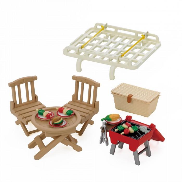 Игровые наборы Sylvanian Families Игровой набор Семейный пикник игровые наборы esschert design набор игровой kg118