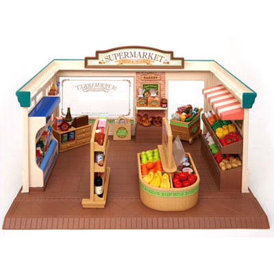 Sylvanian Families Супермаркет
