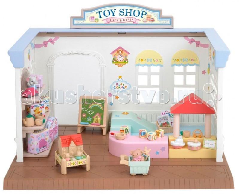 Кукольные домики и мебель Sylvanian Families Магазин игрушек