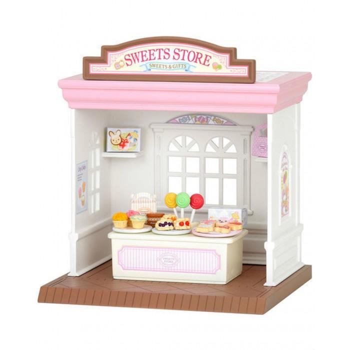 Игровые наборы Sylvanian Families Игровой набор Магазин конфет epoch traumwiesen набор магазин игрушек sylvanian families