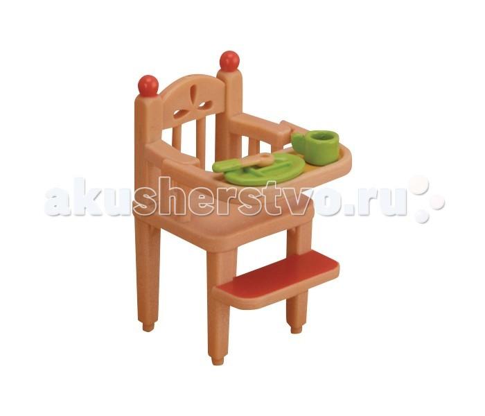 Кукольные домики и мебель Sylvanian Families Игровой набор Cтульчик для кормления