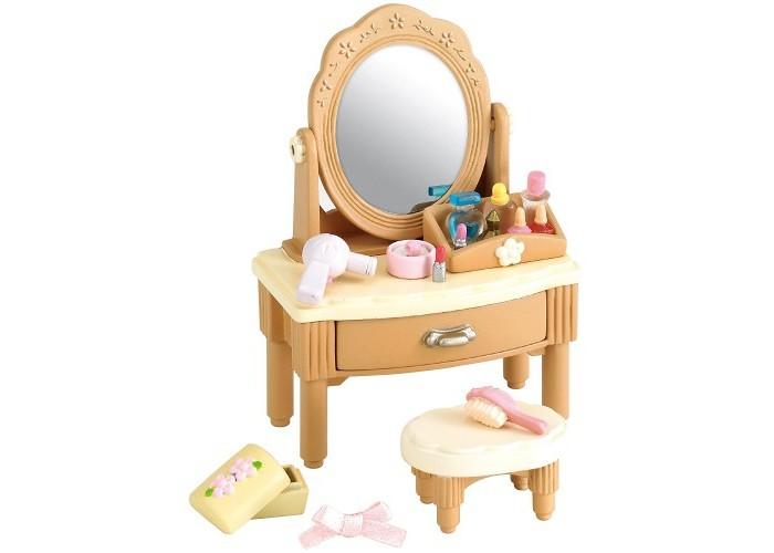 Кукольные домики и мебель Sylvanian Families Игровой набор Туалетный столик куплю туалетный столик в магазинах волгограда