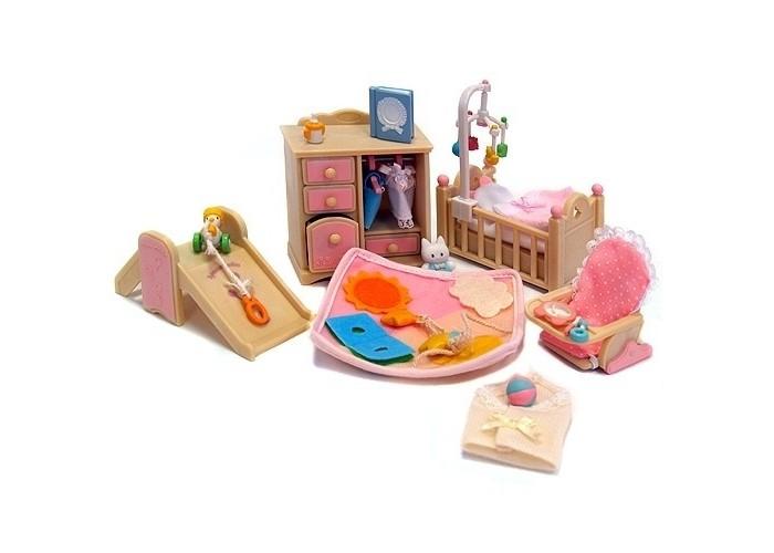 Кукольные домики и мебель Sylvanian Families Детская комната