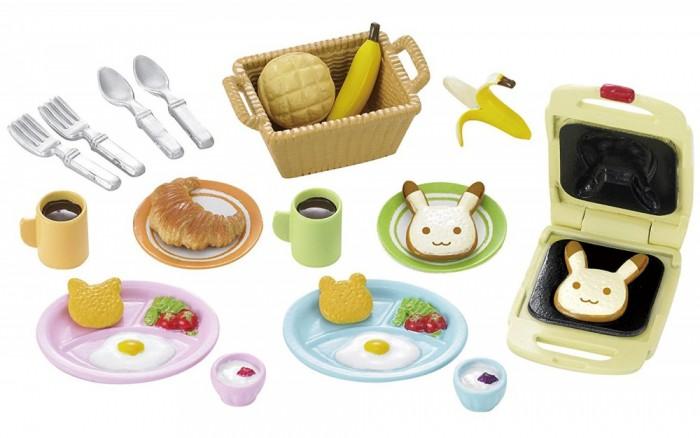 Кукольные домики и мебель Sylvanian Families Игровой набор Завтрак самойлов а а ред завтрак это просто