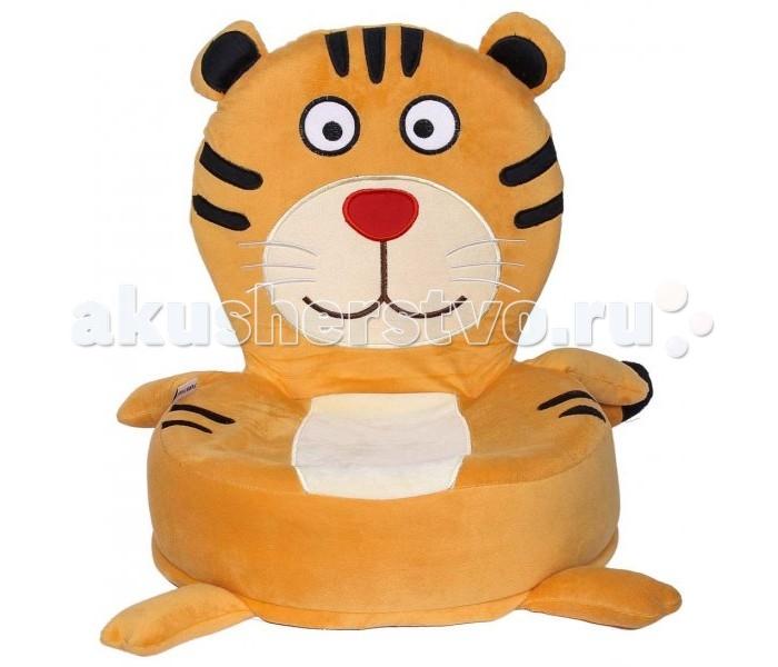 Детская мебель , Мягкие кресла Family Кресло-игрушка Тигренок F-50 арт: 280303 -  Мягкие кресла