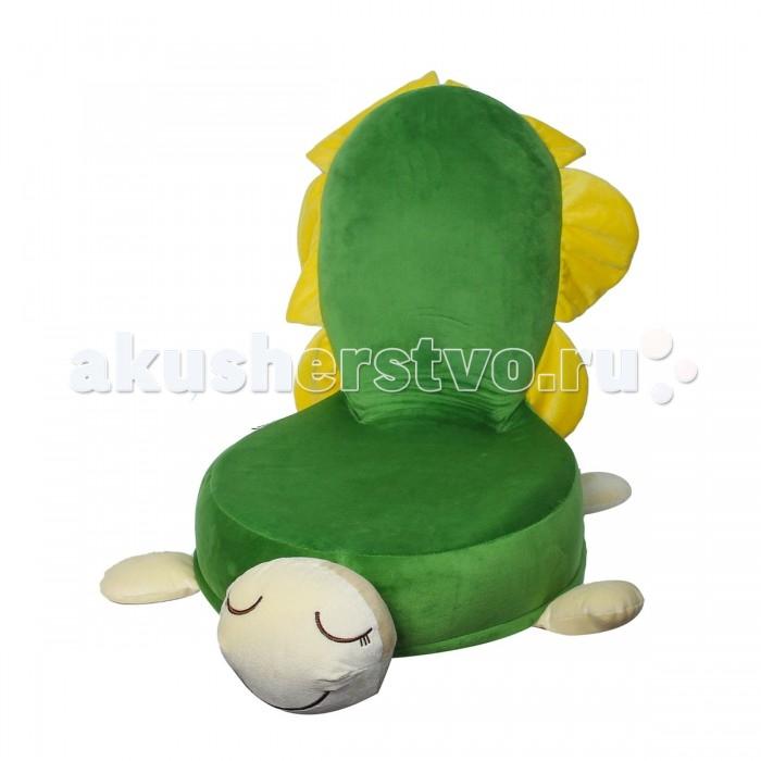 Детская мебель , Мягкие кресла Family Кресло-игрушка Черепаха F-57 арт: 280339 -  Мягкие кресла