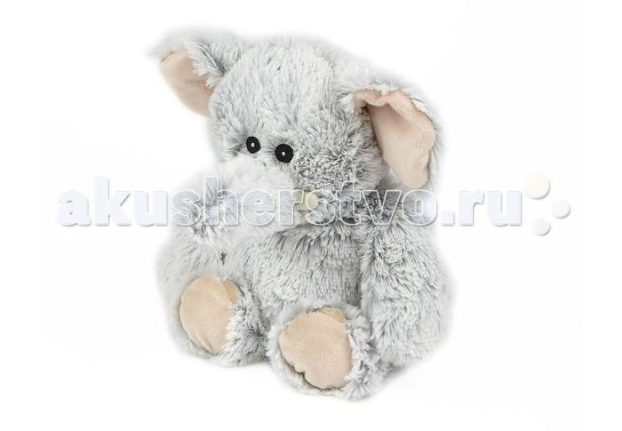 Гигиена и здоровье , Грелки Warmies Cozy Plush Marshmallow Игрушка-грелка Слоник арт: 280591 -  Грелки