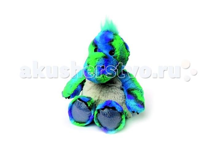 Гигиена и здоровье , Грелки Warmies Cozy Plush Sparkly Игрушка-грелка Блестящий динозавр арт: 280594 -  Грелки