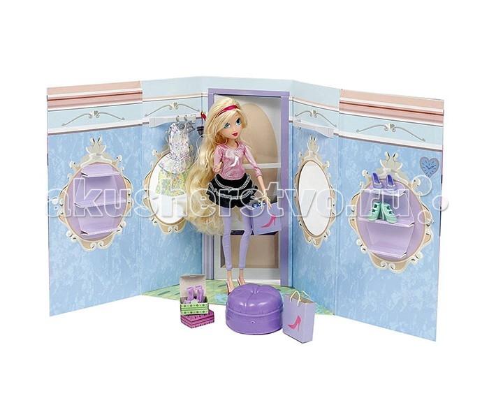 Куклы и одежда для кукол Regal Academy Игровой набор Обувной бутик шкаф обувной бона 4