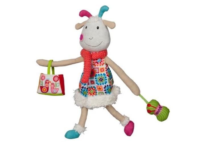 Развивающие игрушки Ebulobo Козочка Жужу ebulobo музыкальная игрушка козочка жужу с рождения
