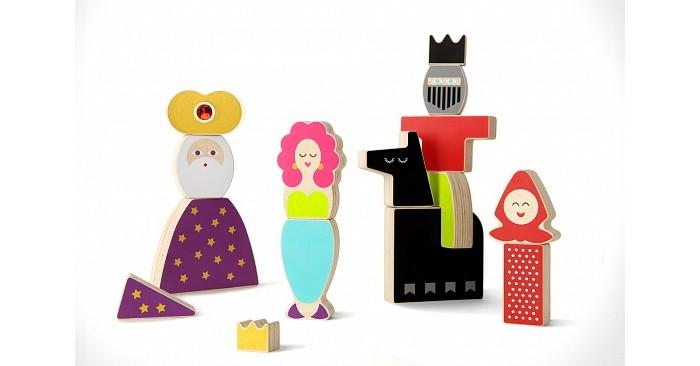 Деревянные игрушки Shusha Сказки СКЗ-0000-006