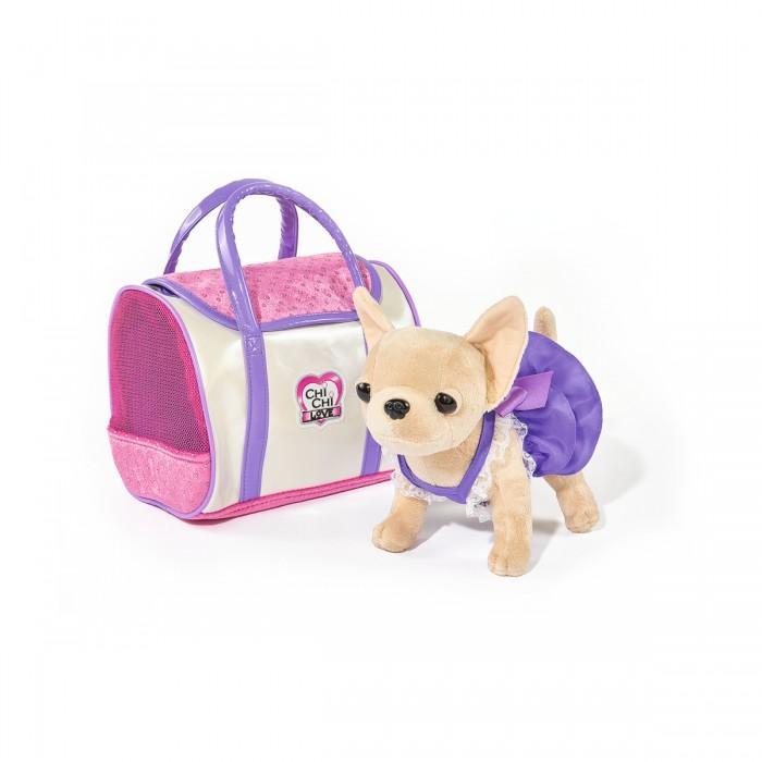 Мягкие игрушки Simba Чихуахуа в сумке 20 см, Мягкие игрушки - артикул:281836