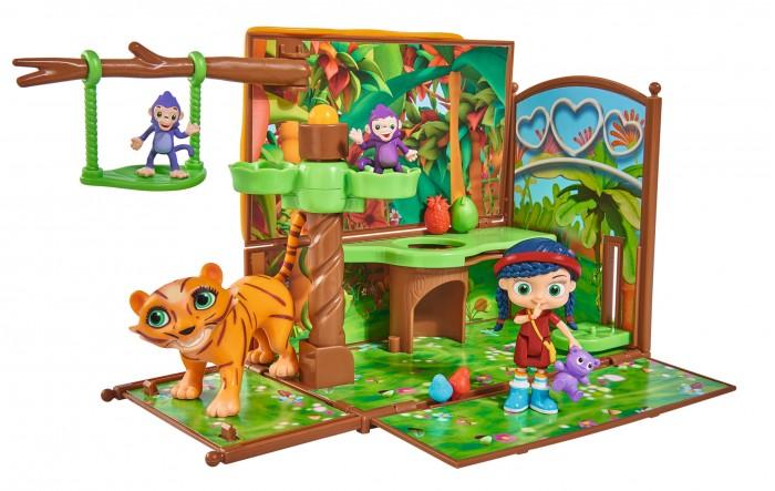 Игровые наборы Simba Игровой мини-набор Висспер Мир лесов