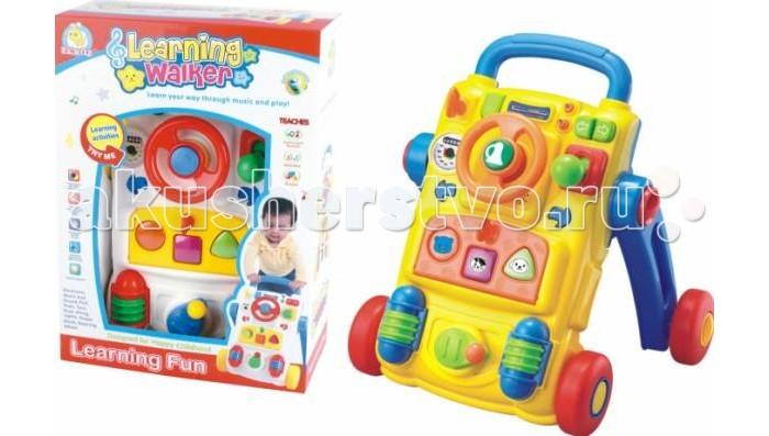 Детская мебель , Ходунки Bairun Каталка Y360506 арт: 282127 -  Ходунки