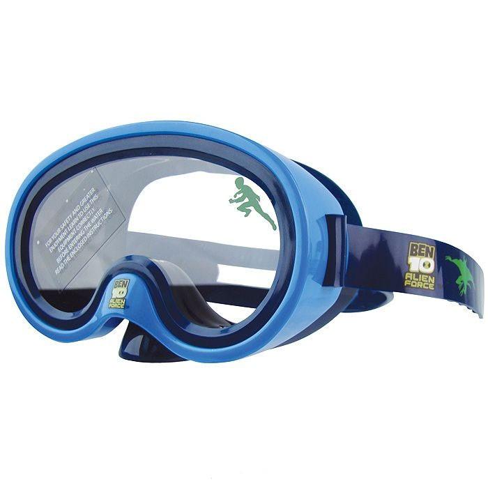 Очки, маски и трубки для плавания Halsall Бен 10 маска для плавания halsall большой автопогрузчик 35 см