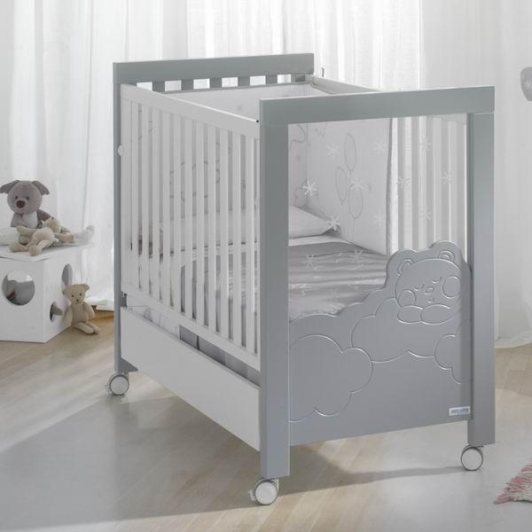 Фото 4 - Детская кроватка Micuna Dolce Luce Relax Plus 120х60 с подсветкой