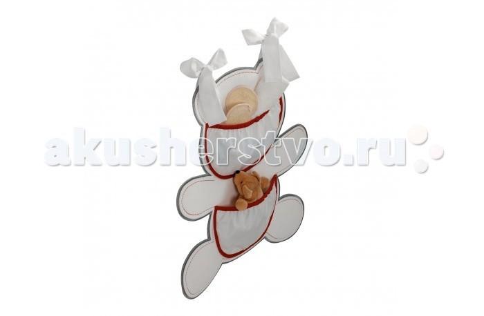 Micuna Карман на кровать NeusКарман на кровать NeusКарман Micuna Neus на кровать Натуральный хлопок самой тонкой выделки, мягкий и гипоаллергенный, не раздражающий самую чувствительную детскую кожу – текстильная коллекция Micuna создана специально для малышей. Нежные и приятные на ощупь ткани окутают ребёнка заботой и будут охранять его покой в минуты чуткого сна. Текстильные комплекты и аксессуары выполнены из 100% хлопка, в качестве наполнителя для мягких бортов и подушечек используется холлофайбер. Это полиэстеровое волокно, скрученное в пружинки, более практично и обладает большей теплоизоляцией, нежели полиэстер. Весь текстиль Micuna хорошо стирается и быстро сохнет, что особенно важно в первые месяцы жизни малыша.   Особенности:  Съёмный карман на кровать Крепится к кровати с помощью широких лент 2 отделения-кармана для хранения мелочей Экологически чистые, натуральные материалы<br>