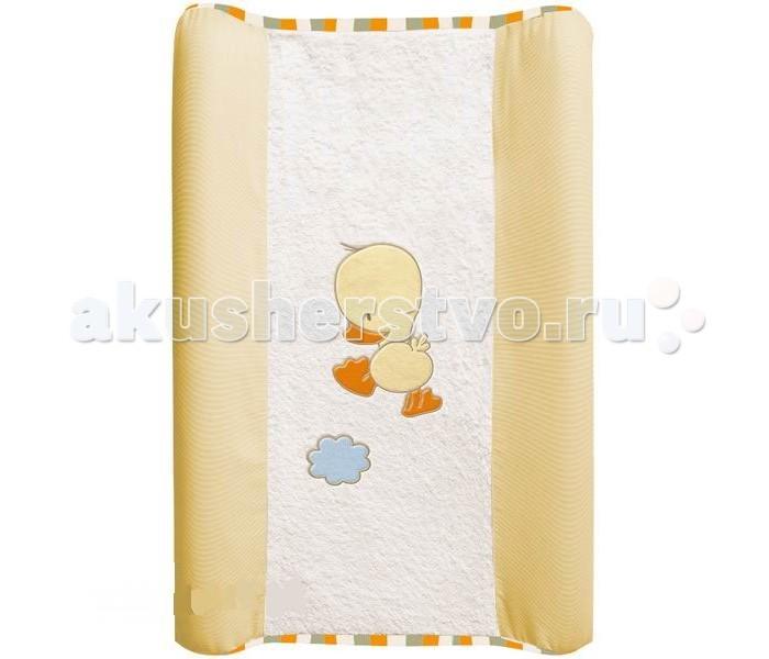 Детская мебель , Накладки для пеленания Micuna Чехол на пеленальный матрасик Dido 80х49 арт: 28293 -  Накладки для пеленания