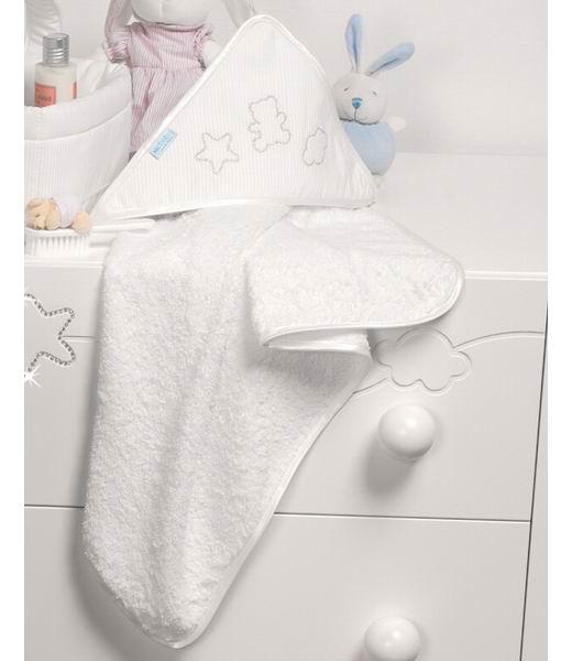 Micuna Банное полотенце с уголком Juliette