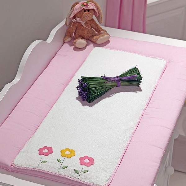 Детская мебель , Накладки для пеленания Funnababy Накладка для пеленания Butterfly 50х80 арт: 28340 -  Накладки для пеленания