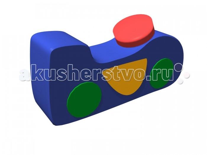Спорт и отдых , Мягкие модули Romana Контурная игрушка Машинка арт: 283426 -  Мягкие модули