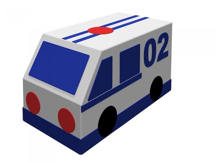 Купить Romana Контурная игрушка Фургон Полиция в интернет магазине. Цены, фото, описания, характеристики, отзывы, обзоры